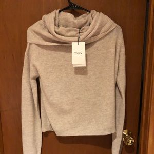 Theory Slouchy Sweater